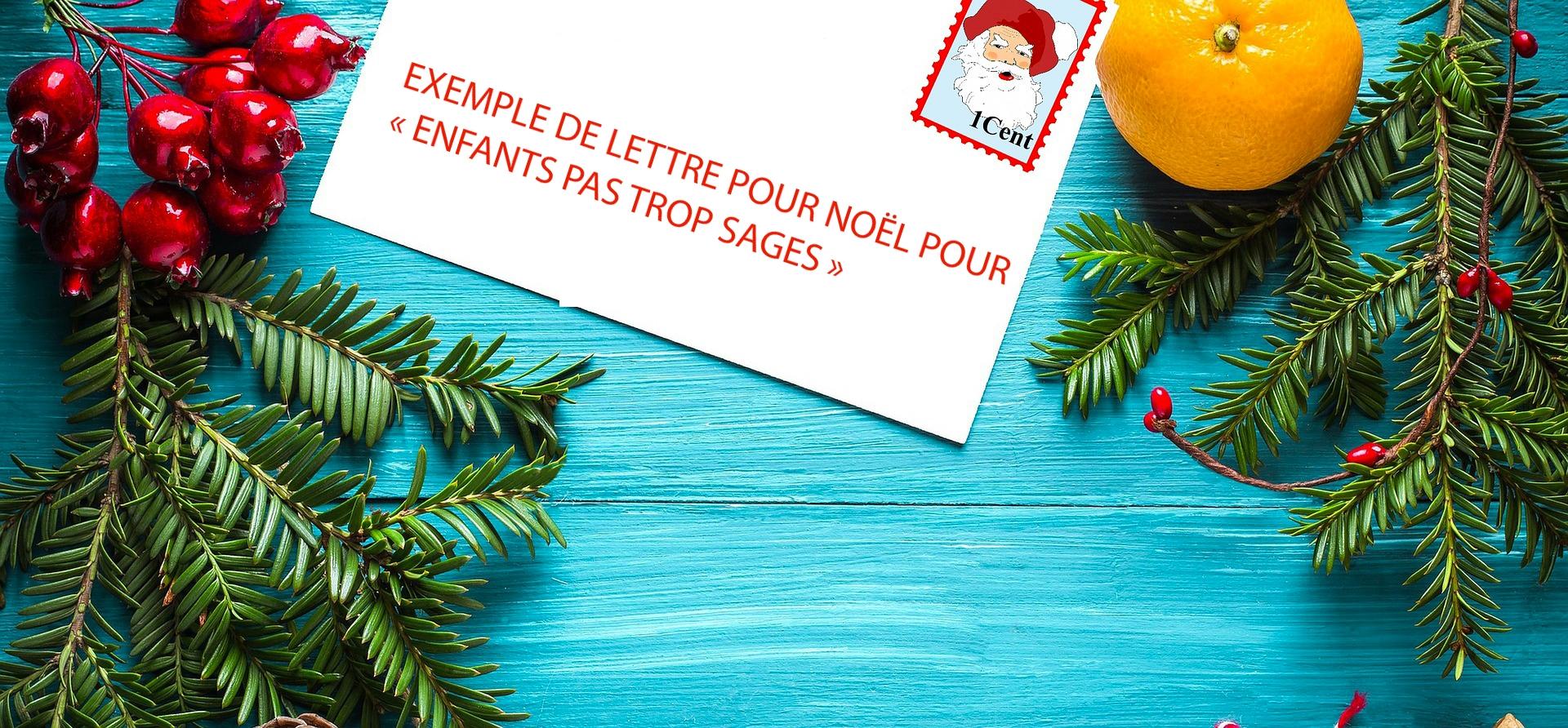 Exemple De Lettre Pour Le Pere Noel.Modele De Lettre Archives Lettre Au Pere Noel