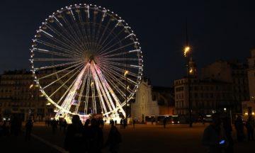Marché de noel de Marseille