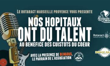 Concert caritatif Nos hôpitaux ont du Talent !