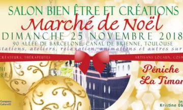 Marché de Noël – Salon Bien-être & Créations Occitanie