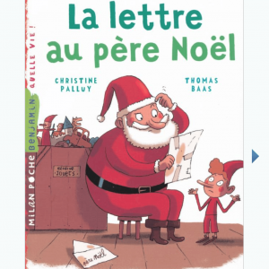 Livre sur Noël