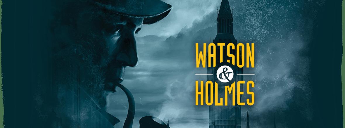 Watson Holmes entete